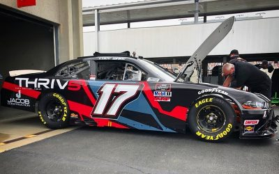 After top 10 in Xfinity return, Rick Ware Racing prepping for full 2021 campaign