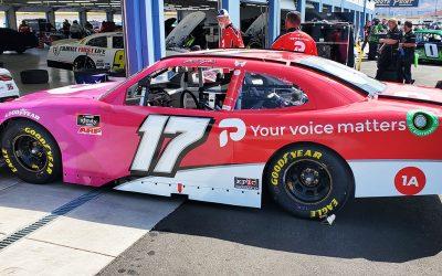 Parler Sponsoring JJ Yeley in Xfinity Series Race at Las Vegas