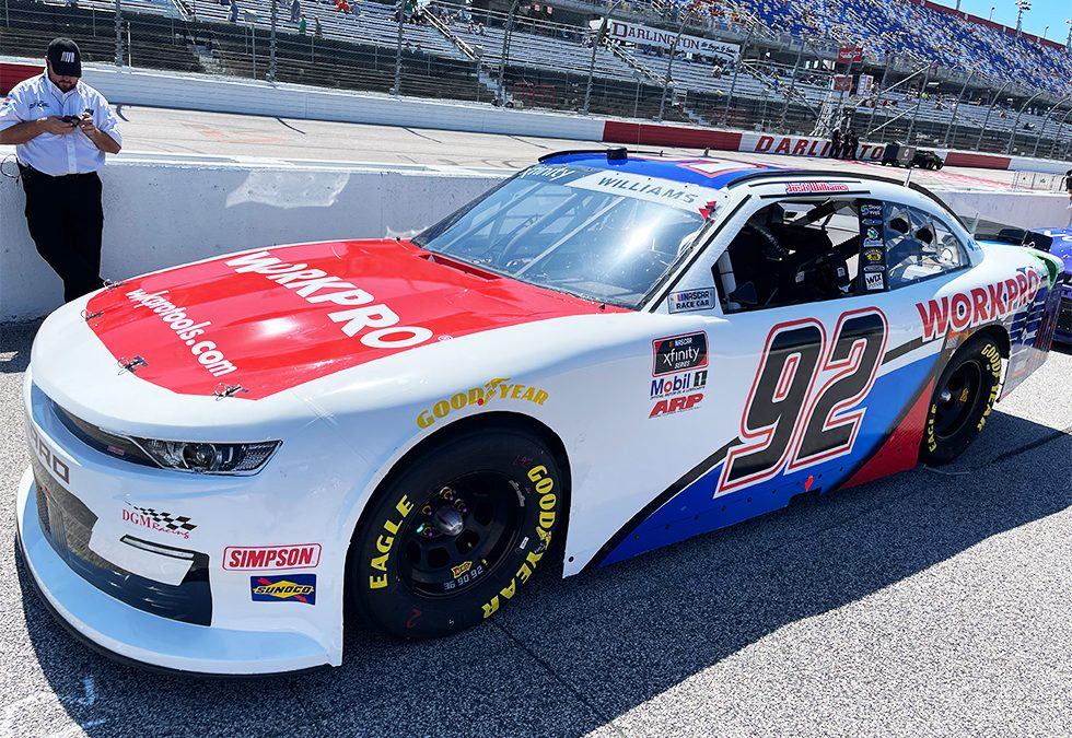 Josh Williams and WORKPRO® Look to Take on NASCAR's Best Again